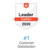 G2 badge - summer 2020