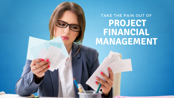 Project Financial Management Blog Image